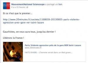 Mouvement national sciences po