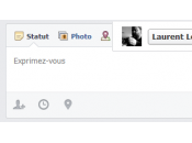 Facebook, publications partages