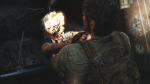 thumbs infected choking Test : The Last of Us