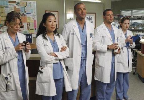 Greys anatomy saison 8