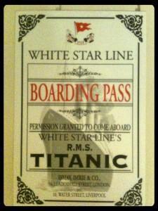Titanic, l'exposition