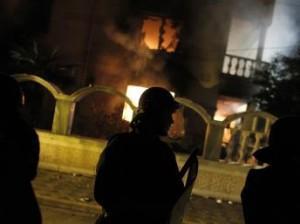Violence envers les roms
