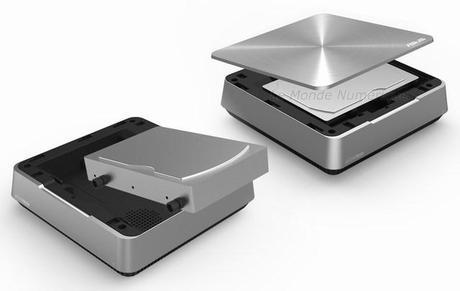 Asus VivoPC, l'ordinateur ultra compact et Vivo Mouse, la souris du futur ?