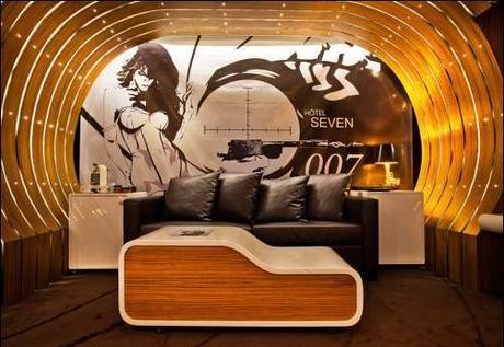 Visite déco-Seven Hotel-Paris-Myhomedesign