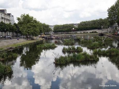Les Jardins à Quai -Le Voyage à Nantes