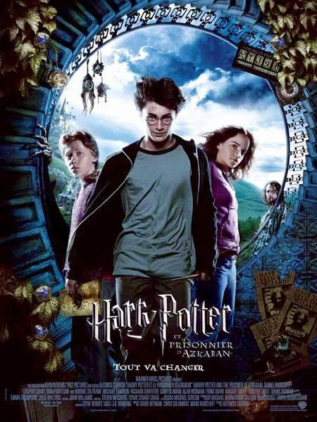 Harry Potter 3 - Affiche