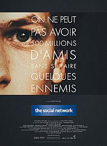 Malese Jow dans 'The Social Network'
