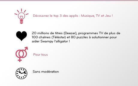 TOP 3 des applis Smart TV !