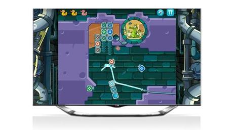 LG Smart TV application