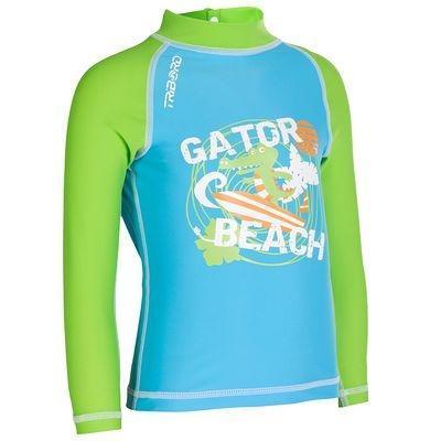 Top Sports d'eau - TOP protection UV bébé croco TRIBORD - Decathlon