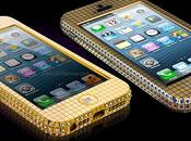 L'iPhone serti diamants
