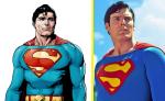 ressemblance christopher reeve et superman