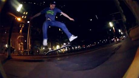 BEYOND, session Skate en plein New York