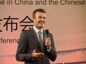 phénomène Beckham Chine