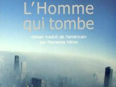 L'homme tombe