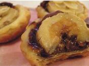 Mini tartelettes nutella/banane comment finir reste pâte feuilletée...