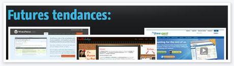 Tendances actuelles et futures du webdesign