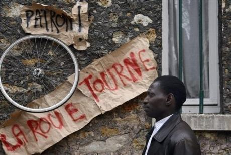 Sans-Papier en grève : l'échec de Brice Hortefeux