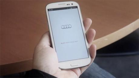 Audi crĂŠe le Start-Stop pour votre Smartphone!