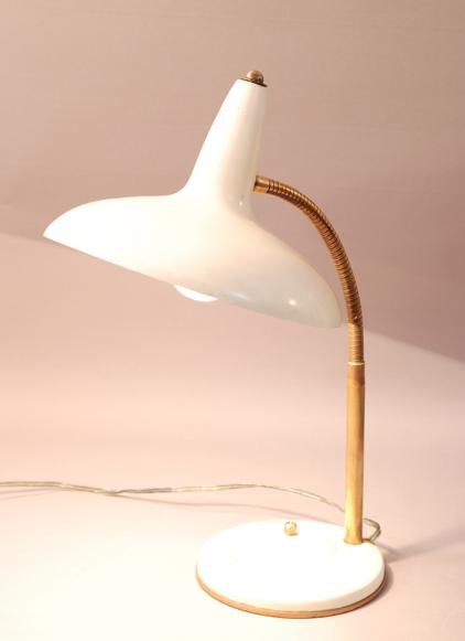 vintage-lampe-ivoire-or