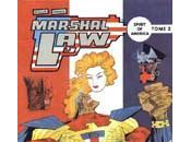 Spirit América Marshal Law, tome