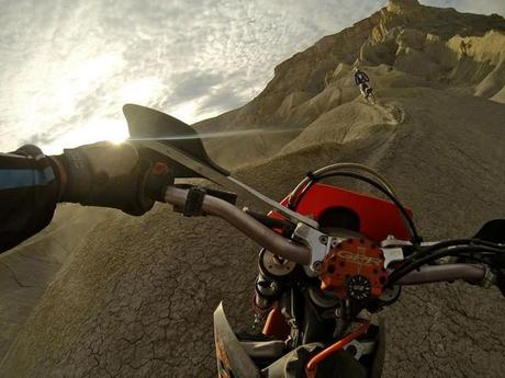 GoPro, be a hero