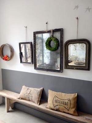 Aménager et décorer un couloir tout en longueur   À Voir