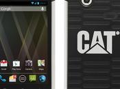 smartphone incassable caterpillar