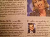 "Arash Derambarsh Club ""Courbevoie 3.0"" dans Figaro"