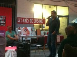 Jérôme Kerviel invité des Amis de l'usine