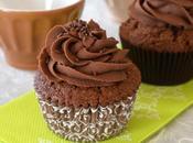 Cupcakes 100% chocolat