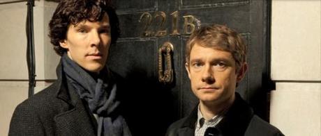 Sherlock BBC Serie TV
