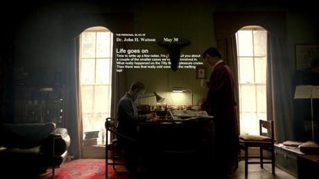 Sherlock Un Scandale à Buckingham