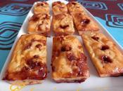 Petits cakes Pommes râpées morceaux Carambars®