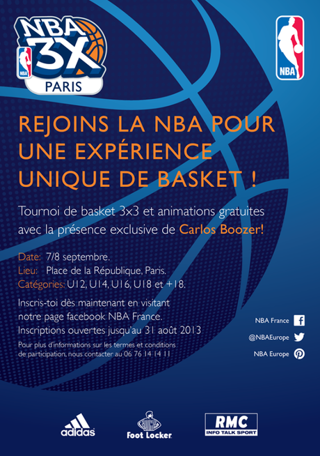 NBA-Paris