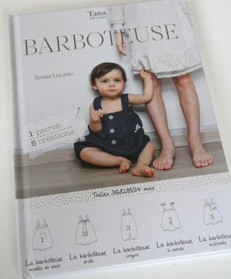 livre barboteuse Livre de couture : Barboteuse