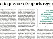 Mieux d'aéroports suppose schéma aéroportuaire
