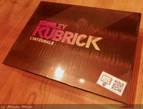 tanley Kubrick Integrale Deballage