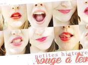 Petites histoires rouge lèvres…