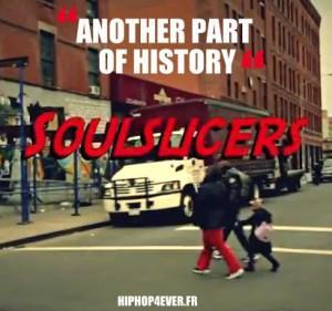 SOULSLICERS – ANOTHER PART OF HISTORY [Clip]