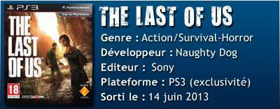 fich tech tlou [TEST] The Last of Us