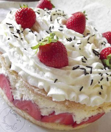 fraisier mascarpone (2)