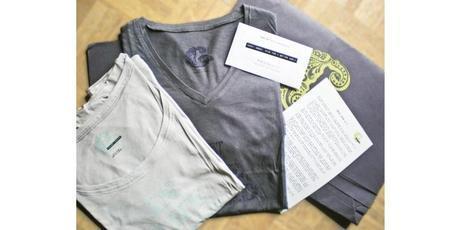 moody green, tee shirt coton bio