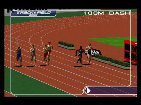 International Track & Field 2000-3