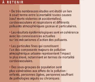 Pollution de l'air et incidence du cancer du poumon dans 17 cohortes européennes: analyse prospective de la European Study of Cohorts for Air Pollution Effects (ESCAPE)