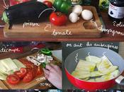 Vegan cooking Pizza végétalienne