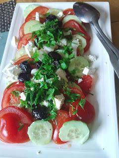 Le temps des vacances, le temps des salades...