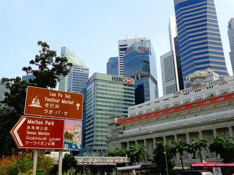 3 DAYS IN BUSY SINGAPORE CITY, SINGAPORE, 01.07.13