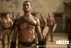Spartacus – Blood And Sand (Le Sang Des Gladiateurs)
