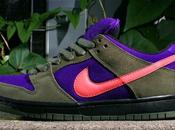 Nike Dunk Olive Atomic Electric